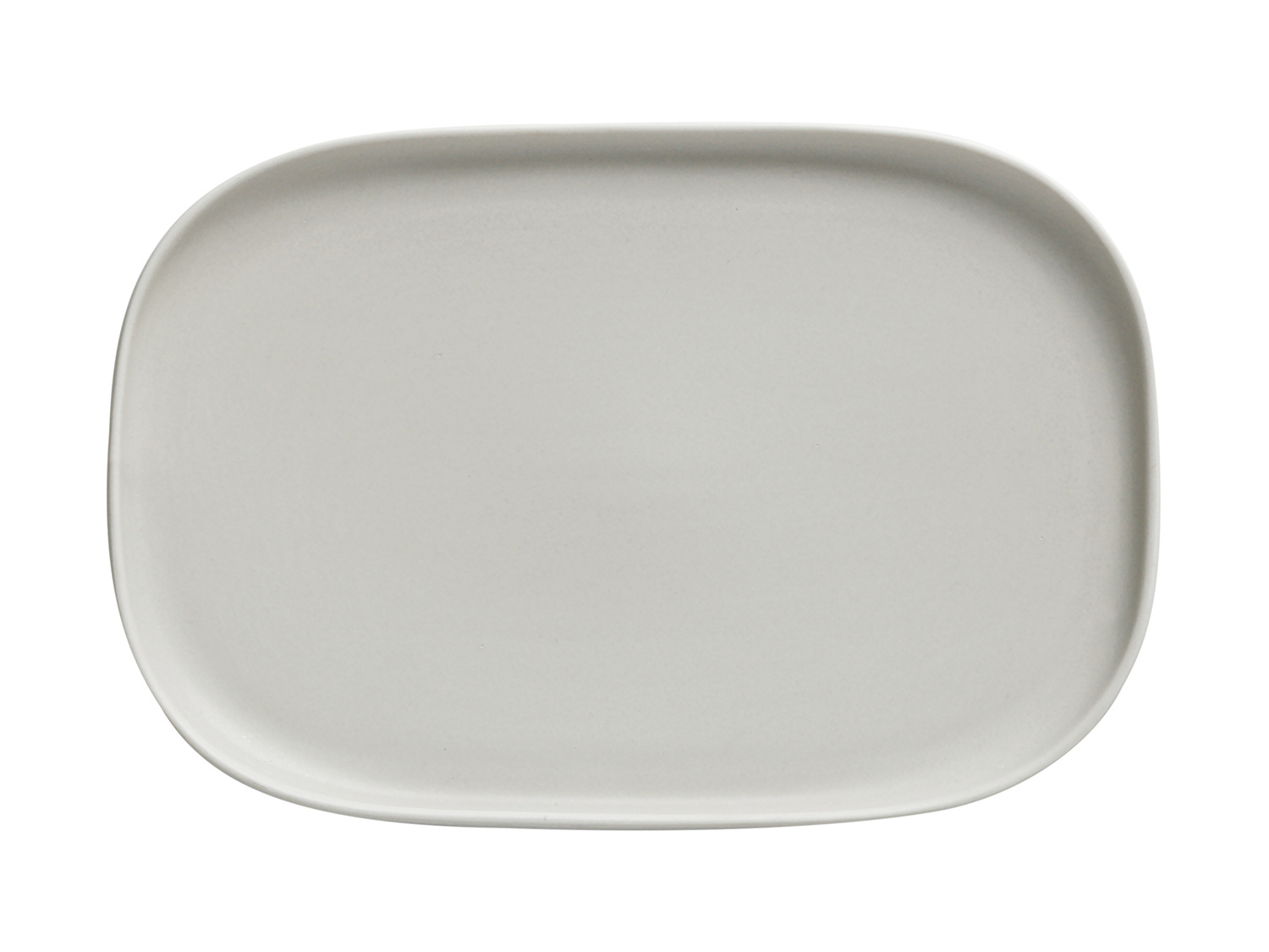 Maxwell & Williams Elemental Rectangle Platter Grey