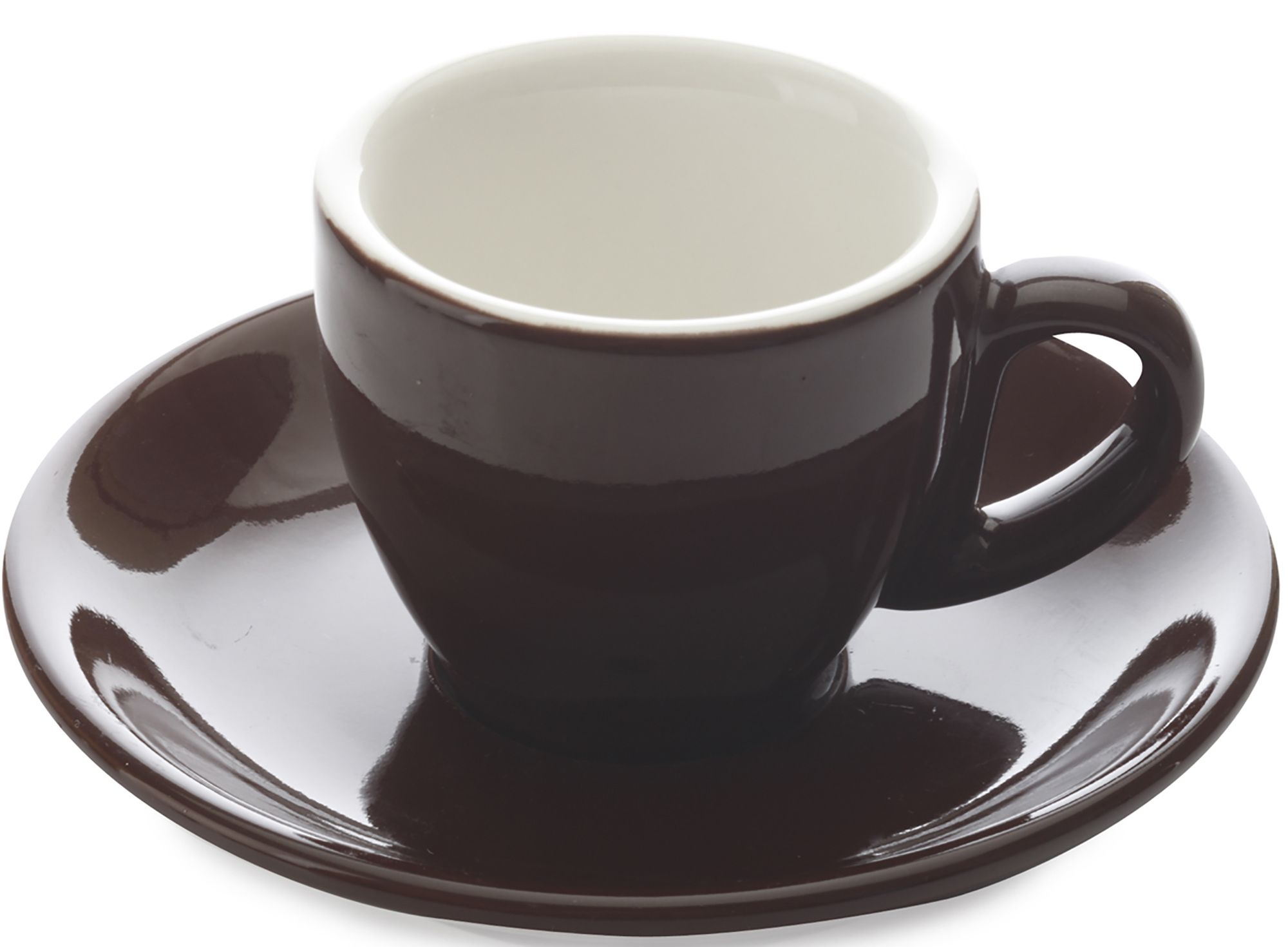 Maxwell & Williams Cafe Culture 70Ml Cup And Saucer Morrone