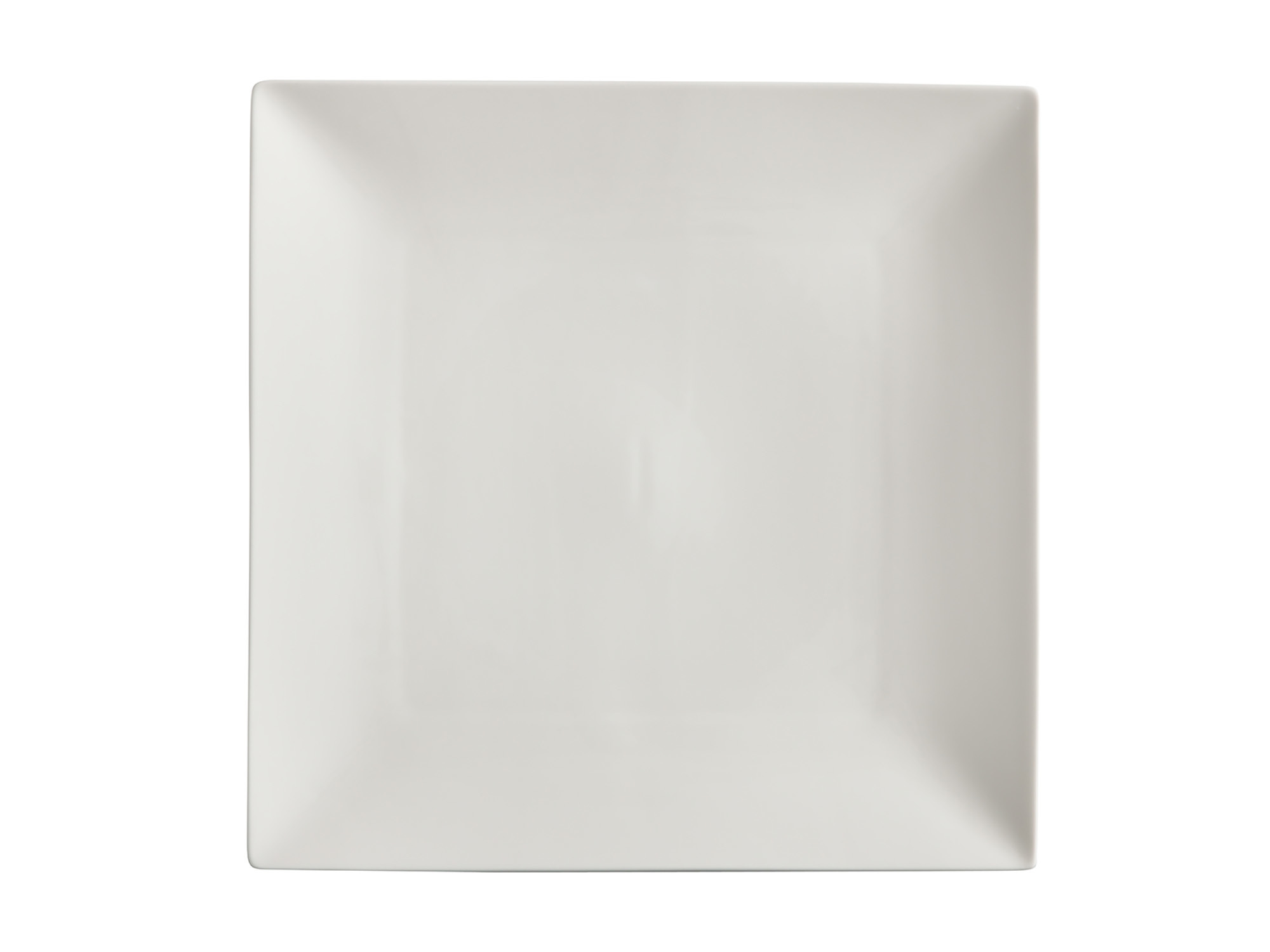 Maxwell & Williams White Basics Linear 18Cm Square Plate