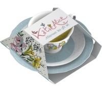 Katie Alice Bird Song Afternoon Tea Set