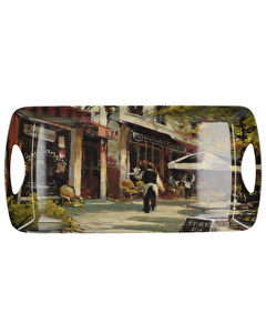 Photo of Creative Tops Cafe Small Luxury Handled Tray