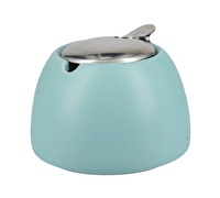 La Cafetiere Barcelona 450ml Sugar Pot Retro Blue