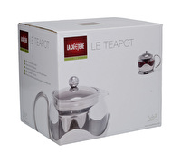 La Cafetiere Le Teapot Stainless Steel 4 Cup