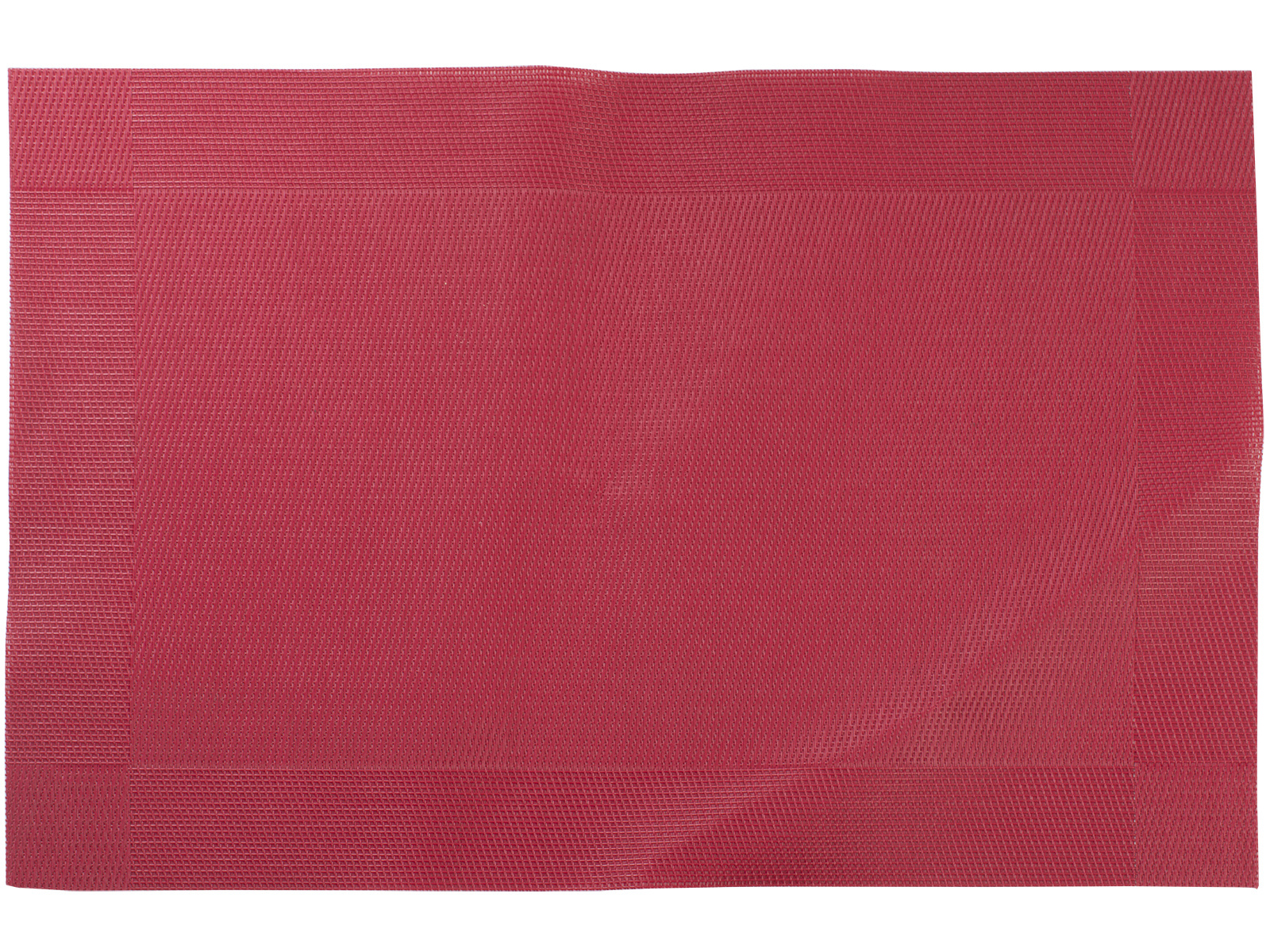 Creative Tops Vinyl Placemat Red