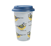 Creative Tops Into The Wild Blue Tit Travel Mug