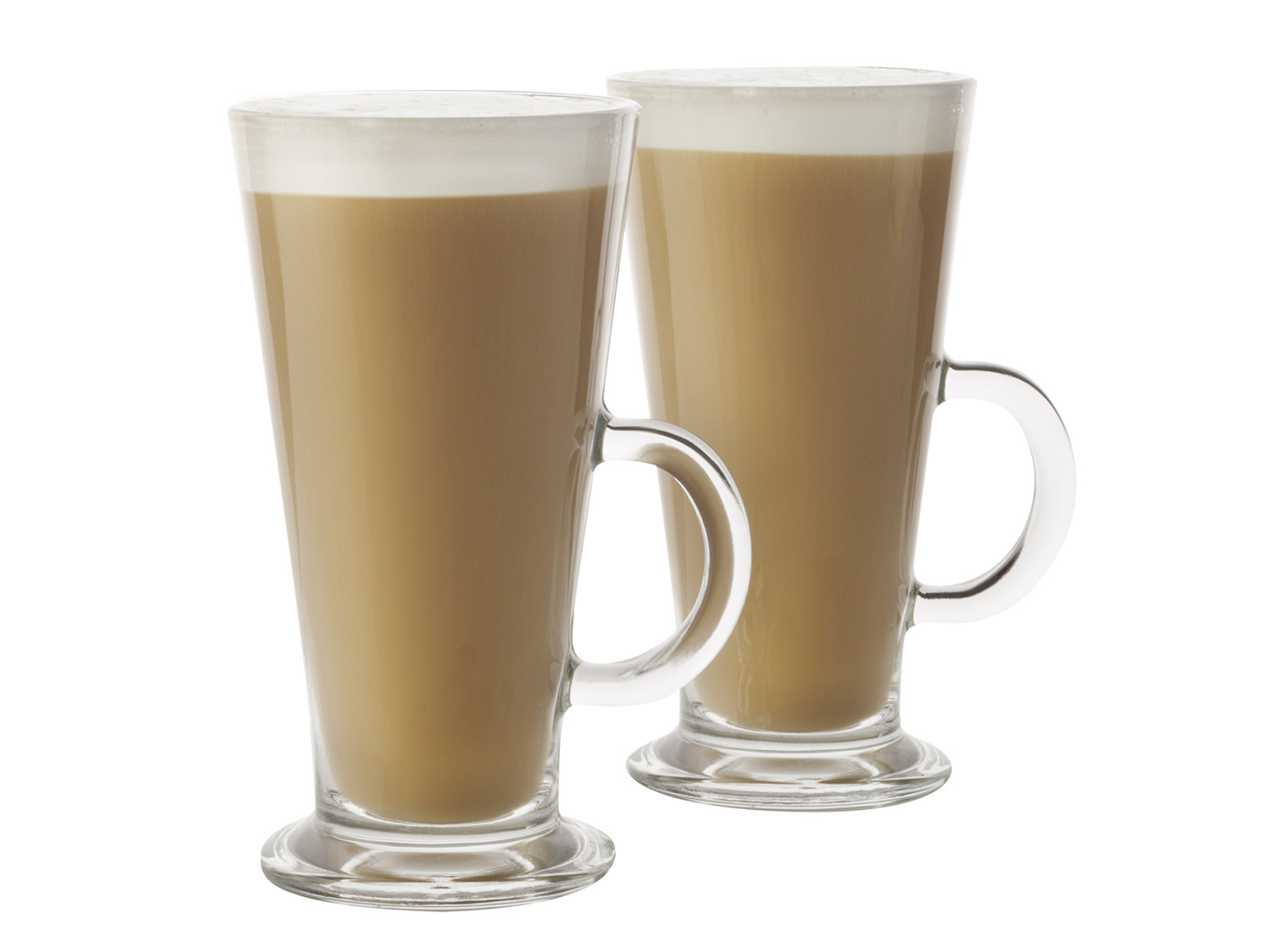 Maxwell & Williams Blend Set Of 2 260Ml Latte Glasses Gift Boxed