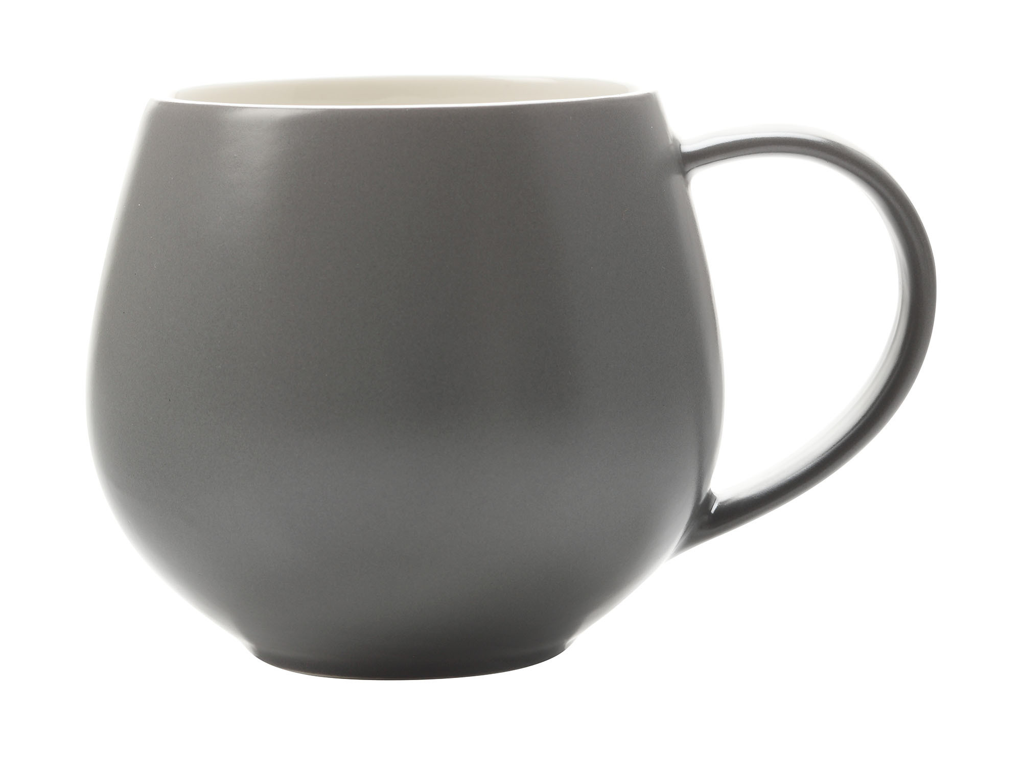Maxwell & Williams Tint 450Ml Snug Mug Charcoal