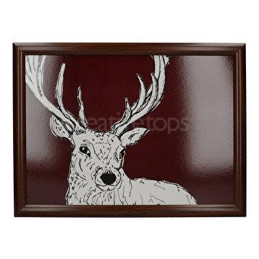 Creative Tops Into The Wild Stag Laptray