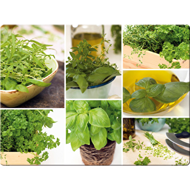 Creative Tops Herbs Work Surface Protector