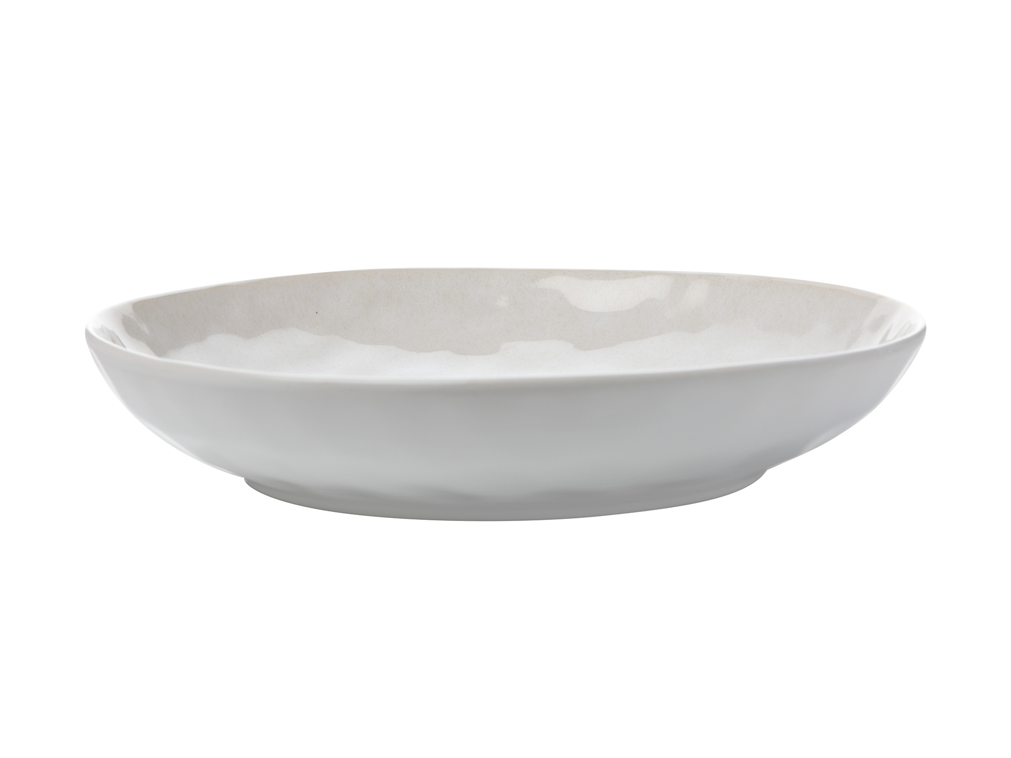 Maxwell & Williams Wayfarer 26.5Cm Shallow Bowl Pebble