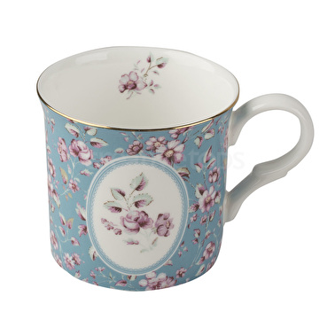 Katie Alice Ditsy Floral Palace Mug Teal
