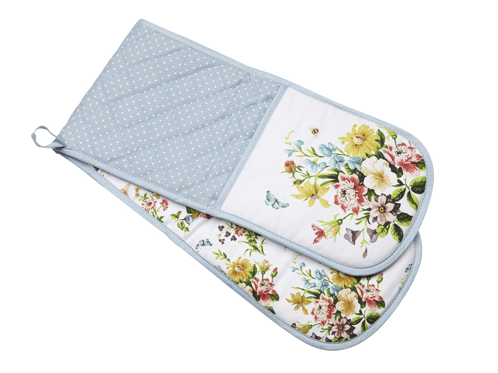 Katie Alice English Garden Double Oven Glove
