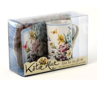 Katie Alice English Garden Time For Tea Gift Set