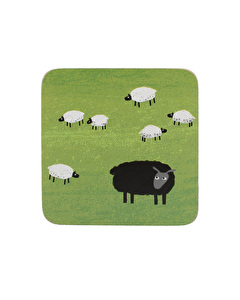 Photo of Creative Tops Woolly Mornings Pack Of 6 Premium Coasters