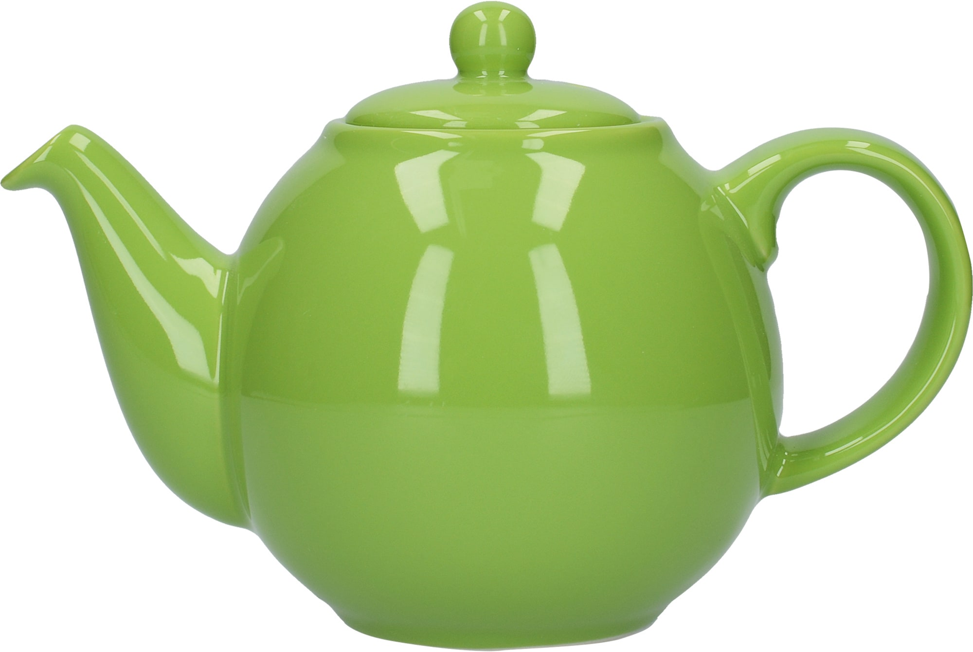 London Pottery Globe 2 Cup Teapot Green
