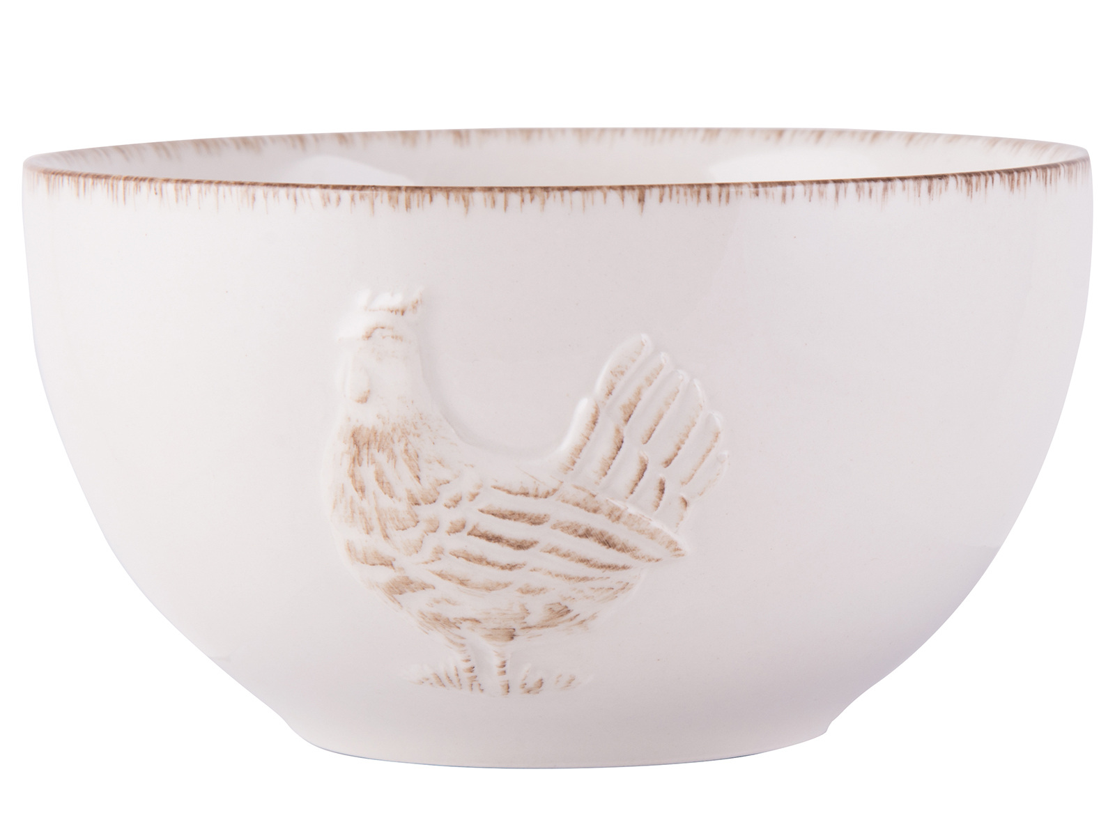 Creative Tops Farmers Market Embossed Cereal Bowl