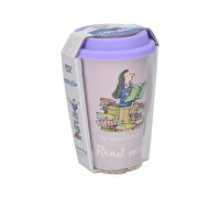 Roald Dahl Matilda Travel Mug With Embossed Lid