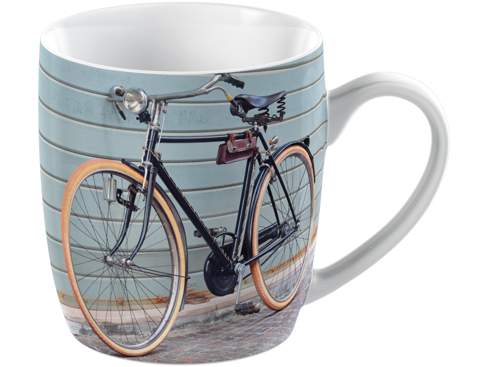 Everyday Home Photographic Bike Barrel Mug
