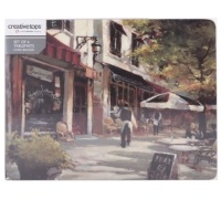 Creative Tops Cafe Pack Of 6 Premium Placemats