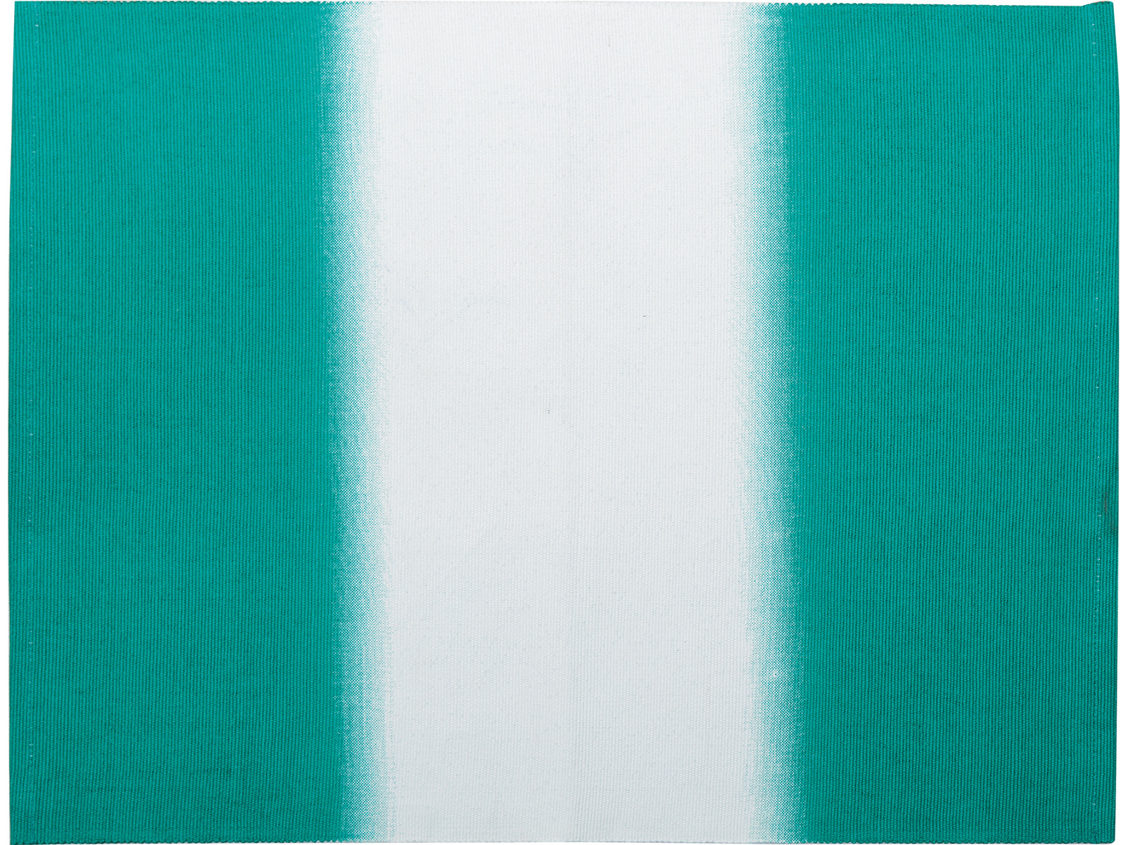 M By Mikasa Into The Blue Green Ombre Pack Of 2 Placemats