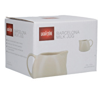 La Cafetiere Barcelona 380ml Milk Jug White