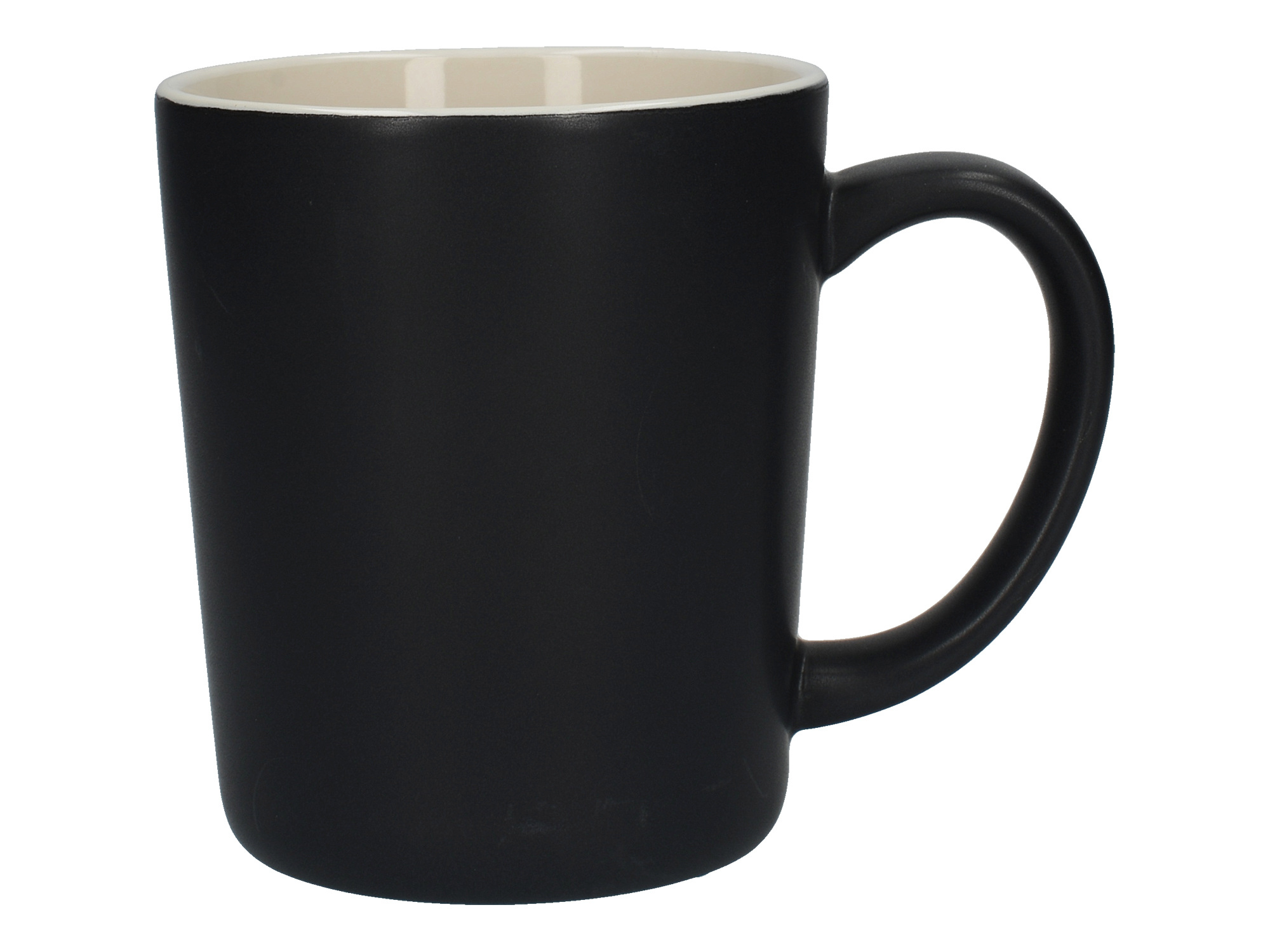 La Cafetiere Barcelona Latte Mug Black