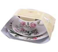 Kew Gardens Butterfly Garden Afternoon Tea Set Yellow