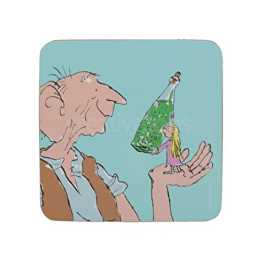 Roald Dahl Bfg Single Coaster