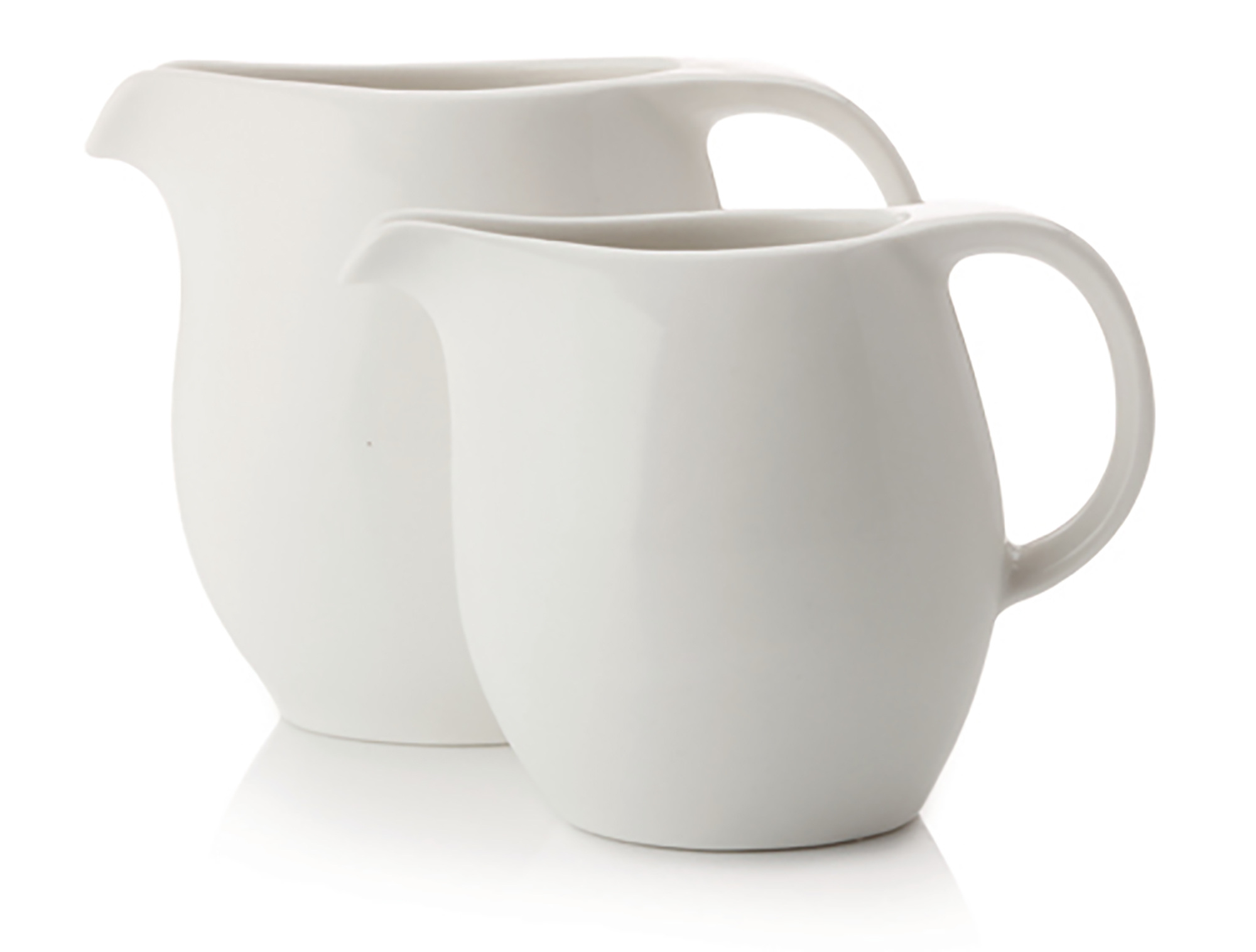 Maxwell & Williams White Bistro 130Ml Oval Creamer