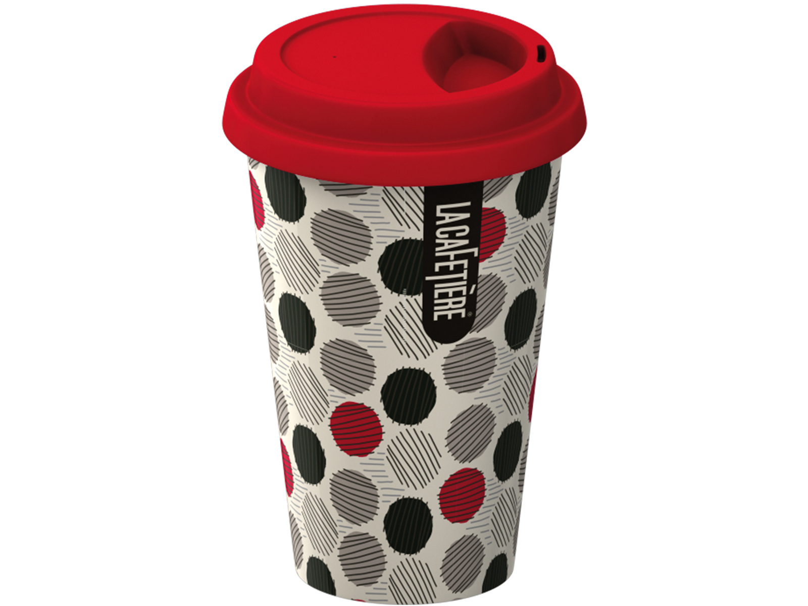 La Cafetiere Multi Spot Travel Mug