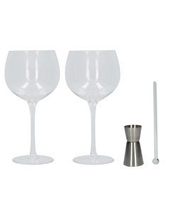 Photo of Creative Tops Earlstree & Co Gin Goblet Set