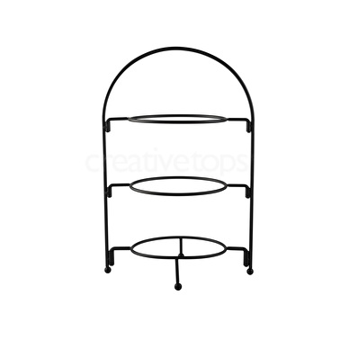 Creative Tops Naturals 3 Tier Cake Stand White