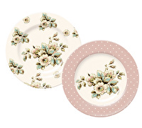 Katie Alice Cottage Flower Side Plate