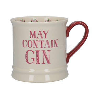 Creative Tops Stir It Up Celebrate May Contain Gin Tankard Mug