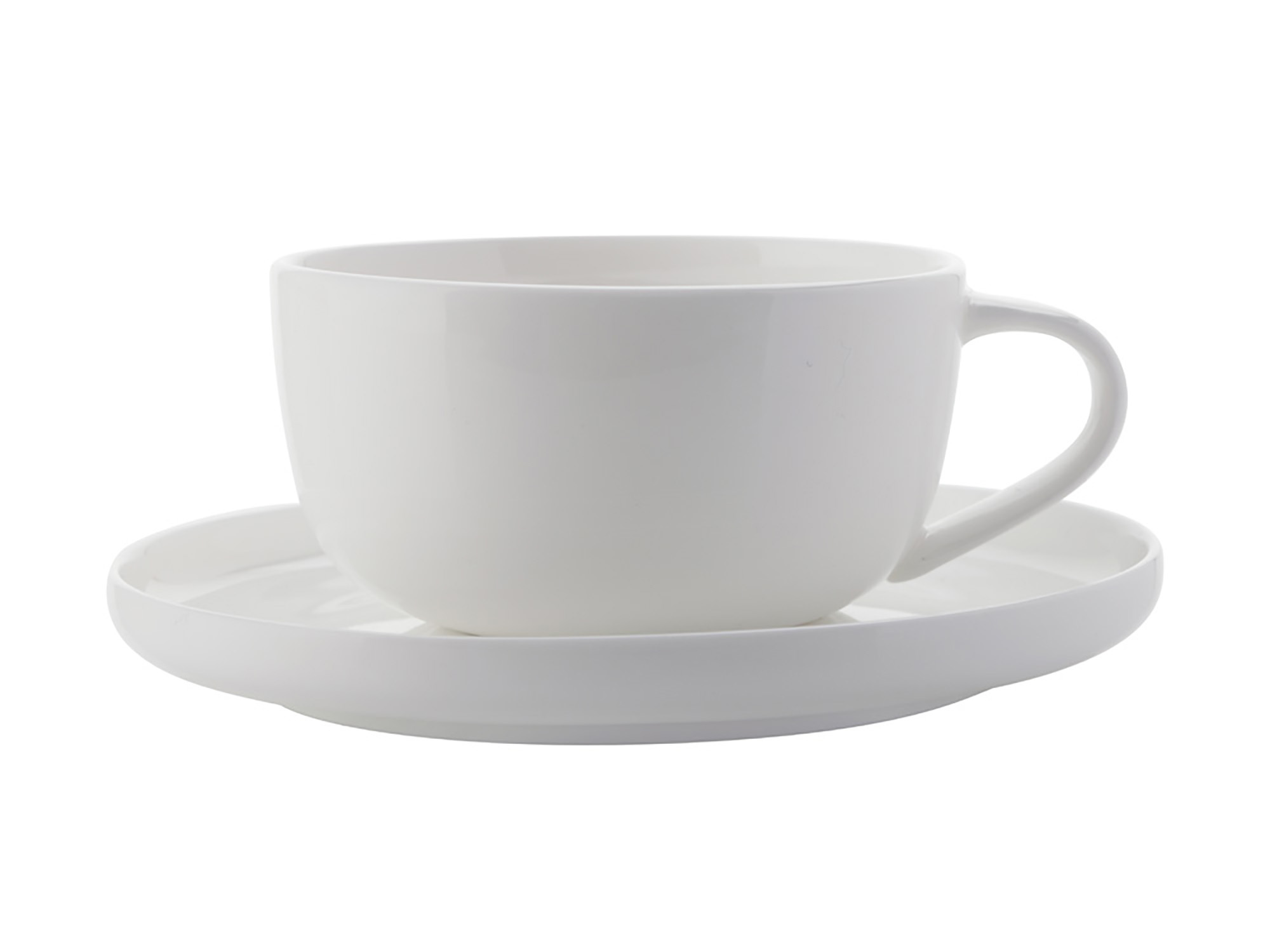 Maxwell & Williams Cashmere 100Ml High Rim Cup And Saucer