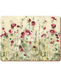 Photo of Creative Tops Wild Field Poppies Pack Of 4 Large Premium Placemats