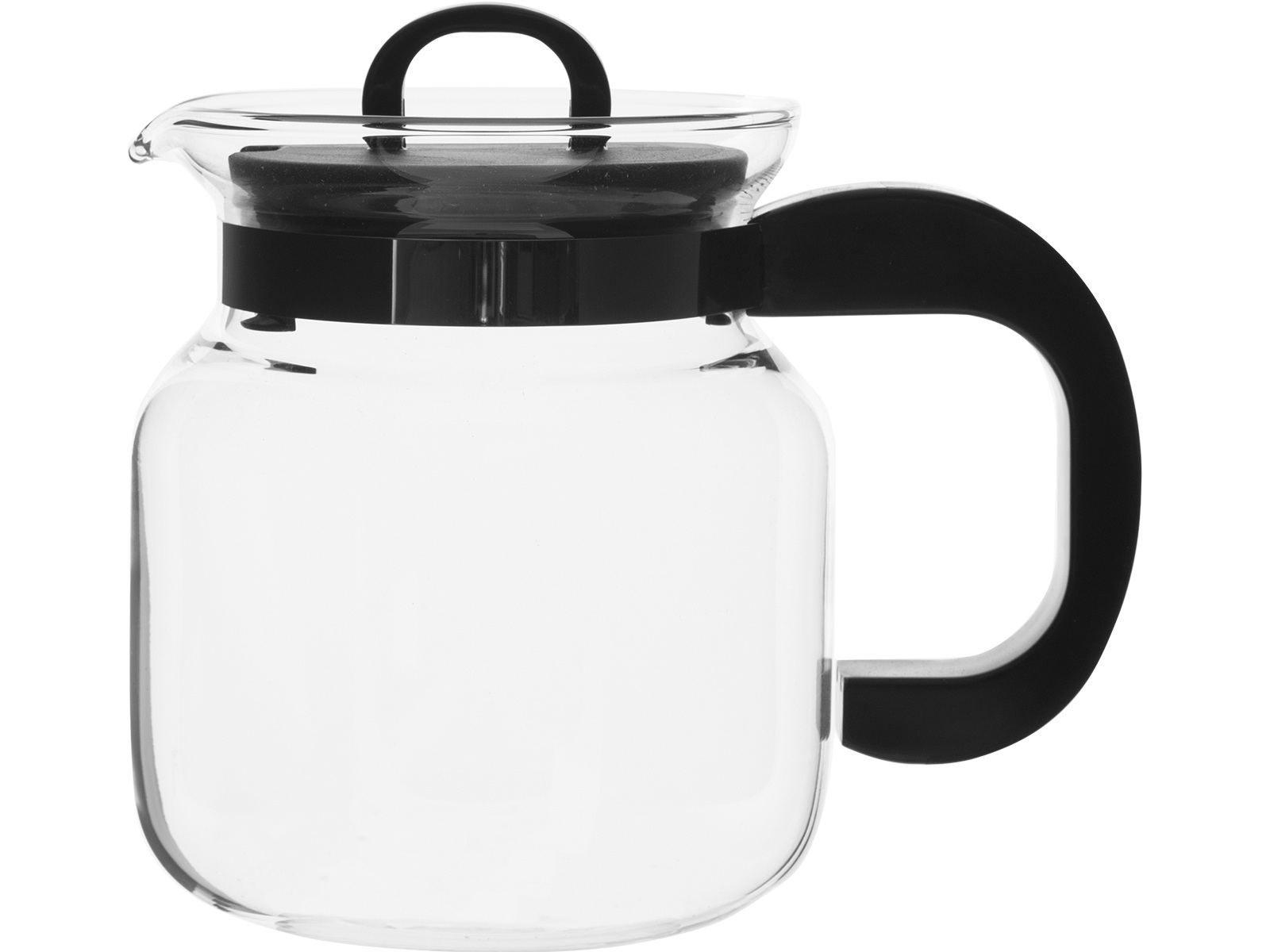 Randwyck Eclips Tea/coffee Pot 1000ml Black