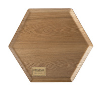 Creative Tops Naturals Willow Hexacon Tray