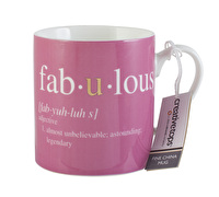 Creative Tops Fabulous Can Mug Pink