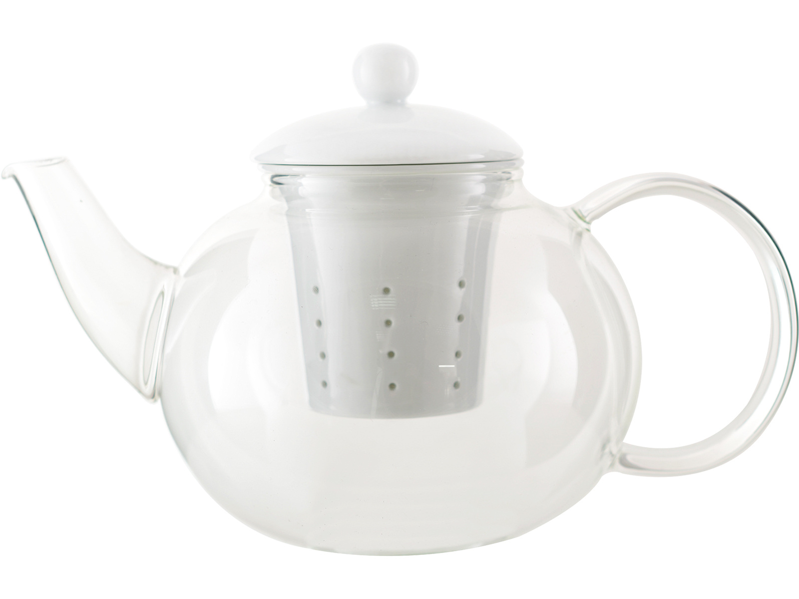 Randwyck 600ml Blossom Tea Pot And Ceramic Filter