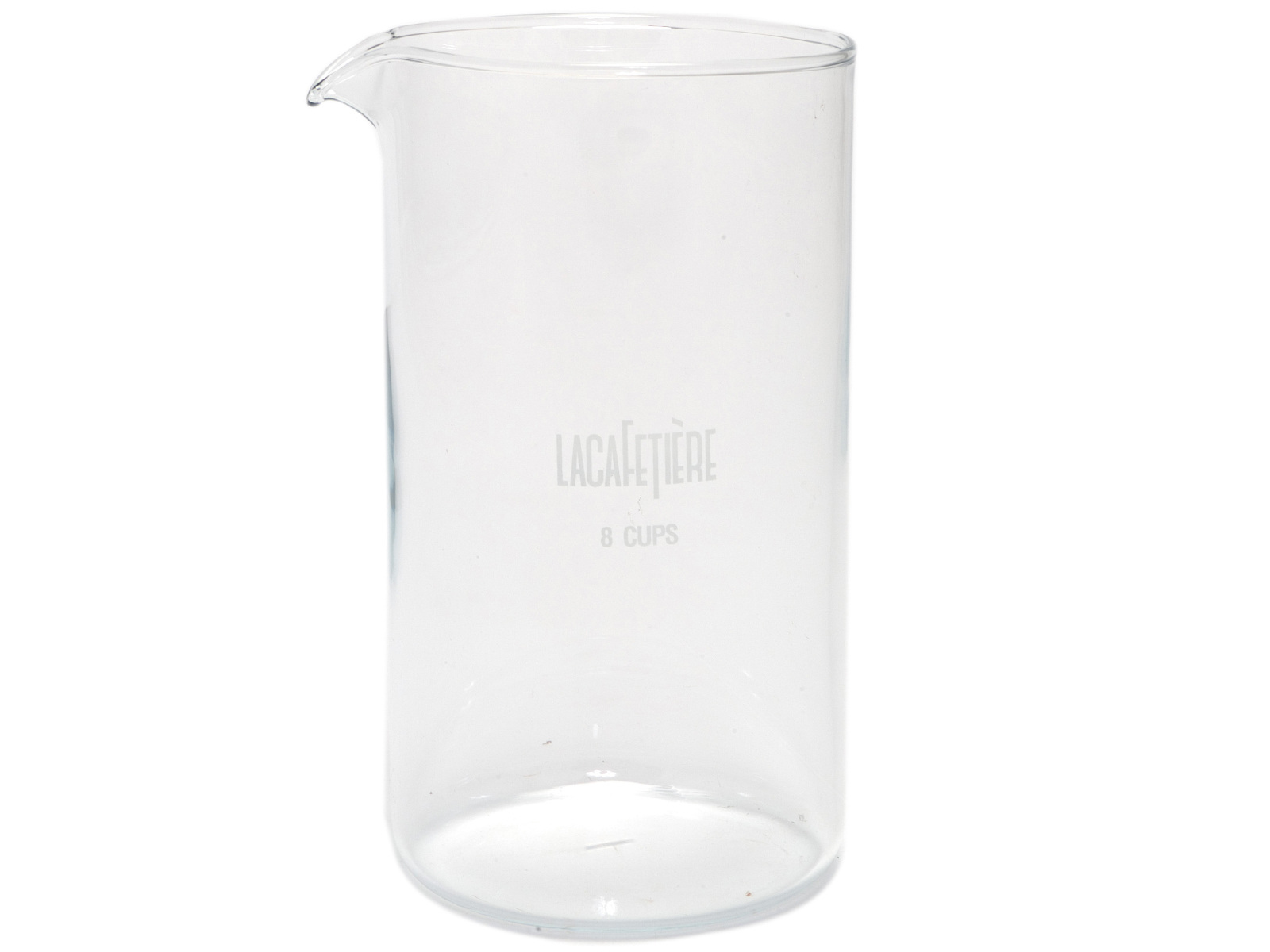 La Cafetiere 8 Cup Cafetiere Replacement Beaker