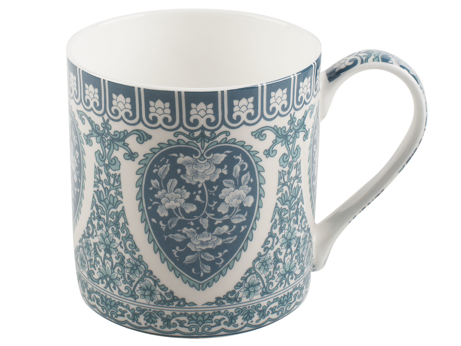 Victoria And Albert Owen Jones Peony Mug