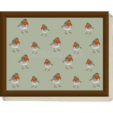 Creative Tops Into The Wild Robin Laptray