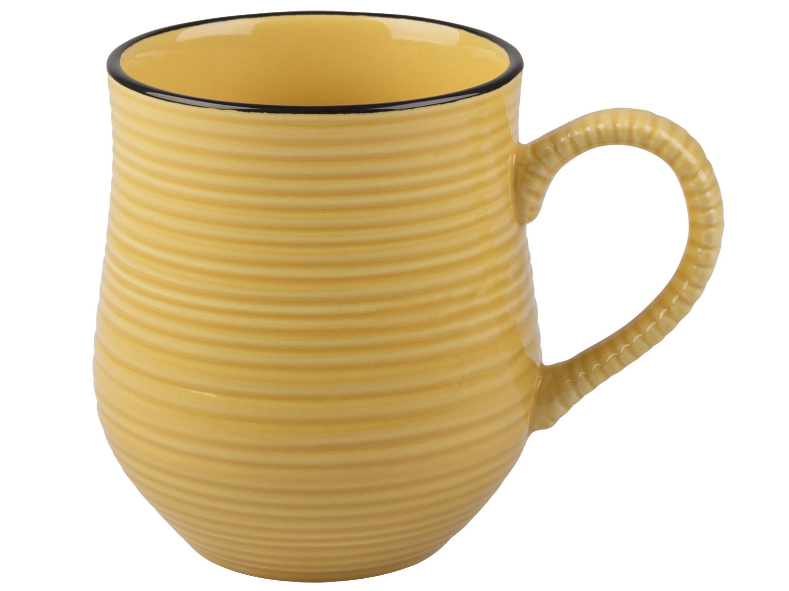 La Cafetiere Core Brights Colour Mug Yellow