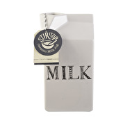 Creative Tops Bake Stir It Up Ceramic Milk Carton