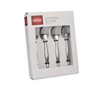 La Cafetiere Core Set Of 4 Espresso Spoons