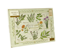 Creative Tops Fresh Herbs Pack Of 4 Large Premium Placemats
