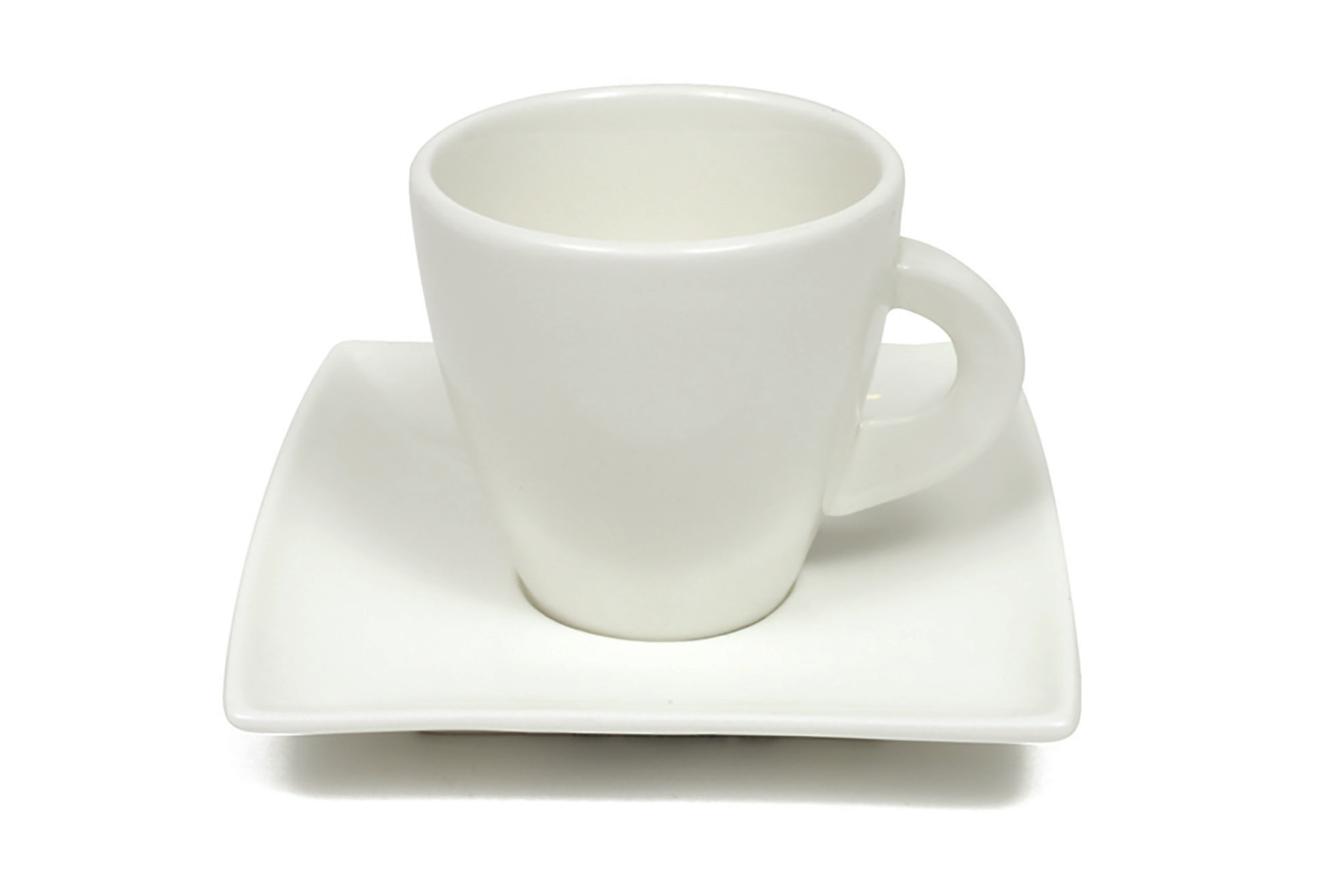 Maxwell & Williams White Basics West Meets East 230Ml Cup And Saucer