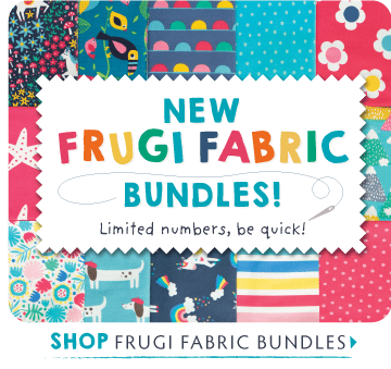 NEW Frugi Fabric Bundles