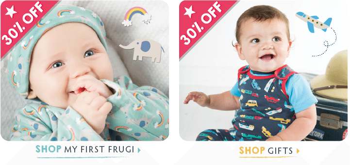 Shop My First Frugi and Gifts